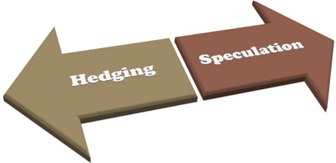 Hedging vs. Speculation